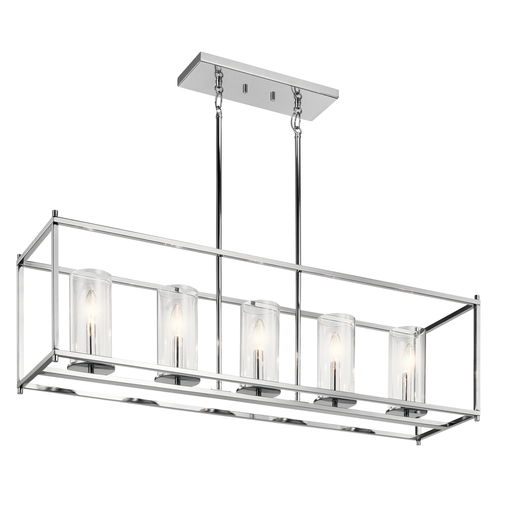 Linear Chandelier 5Lt