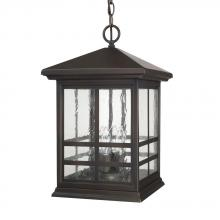 Capital 9914OB - 4 Light Hanging Lantern
