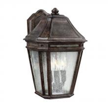 Feiss OL11301WCT - 3 - Light Outdoor Sconce