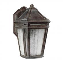 Feiss OL11302WCT-LED - LED Outdoor Sconce