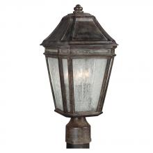 Feiss OL11307WCT - 3 - Light Outdoor Post