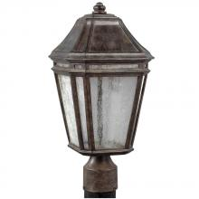 Feiss OL11307WCT-LED - LED Outdoor Post