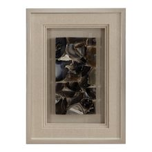 Uttermost 04162 - Uttermost Seana Agate Stone Shadow Box