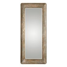 Uttermost 09307 - Uttermost Silas Hammered Gold Mirror