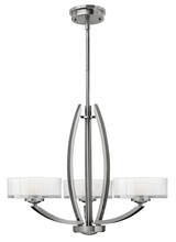 Hinkley 3873BN - Chandelier Meridian
