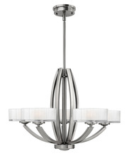 Hinkley 3875BN - Chandelier Meridian