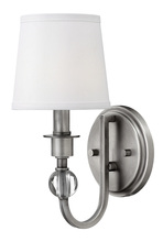 Hinkley 4870AN - Sconce Morgan