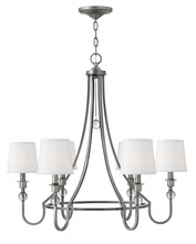 Hinkley 4876AN - Chandelier Morgan