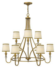 Hinkley 4878BR - Chandelier Morgan